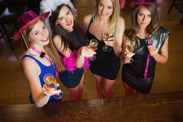 Woodlands Texas Bachelorette Party Limo Service | Party Bus Rentals